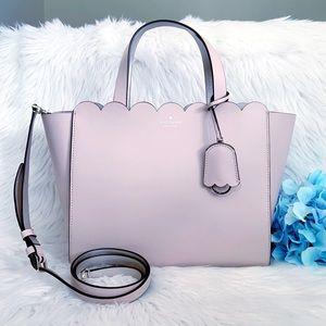 Kate Spade Mina Satchel / Crossbody Bag